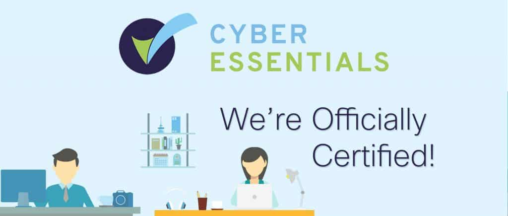 HelpFully IT are Cyber Essentials Certified